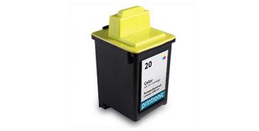 Совместимый картридж Lexmark 15M0120 цветной
