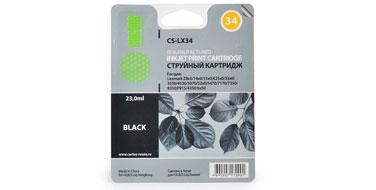 Совместимый картридж Lexmark 18C0034E №34 черный