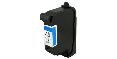 Совместимый картридж HP 45 51645AE черный