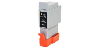 Совместимый картридж Canon BCI-24C 6882A002 голубой+пурпурный+желтый