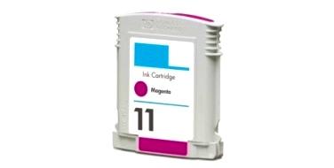 Совместимый картридж HP 11M C4837AE пурпурный