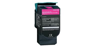 Совместимый картридж Lexmark C540A1MG пурпурный