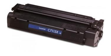 Совместимый картридж HP C7115X черный