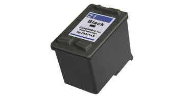 Совместимый картридж HP 21XL C9351CE черный