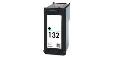 Совместимый картридж HP 132 C9362HE черный