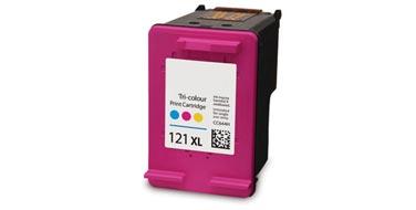 Совместимый картридж HP 121XL Col CC644HE цветной