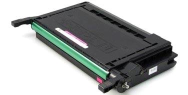 Совместимый картридж Samsung CLP-M600A пурпурный