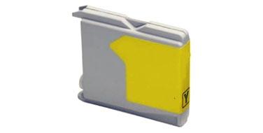 Совместимый картридж Brother LC-1000Y желтый