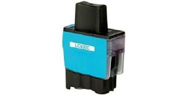 Совместимый картридж Brother LC-900C голубой
