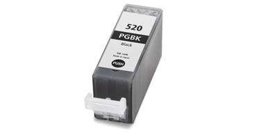 Совместимый картридж Canon PGI-520BK 2932B004 черный