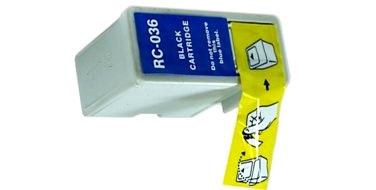 Совместимый картридж Epson T036 C13T03614010 черный+голубой+пурпурный+желтый