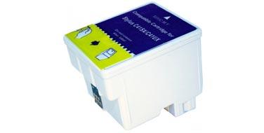 Совместимый картридж Epson T039 C13T03904A10 голубой+пурпурный+желтый