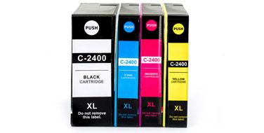 Набор оригинальных картриджей PGI-2400XL