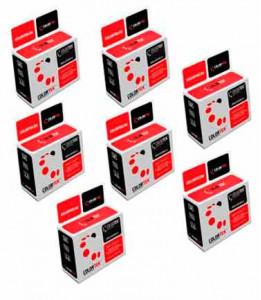 Набор совместимых картриджей Colortek BCI-3e 4479A002-4485A002