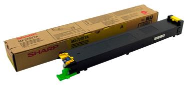 Оригинальный картридж MX-27GTYA MX-27NTYA