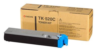 Оригинальный картридж TK-520C