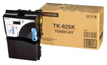 Оригинальный картридж TK-825K