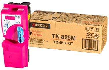 Оригинальный картридж TK-825M