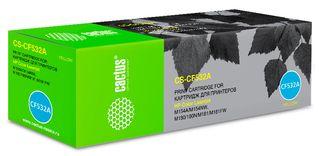 Совместимый картридж Cactus CS-CF532A 205A