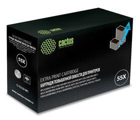 Совместимый картридж Cactus CS-CE255X