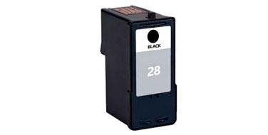Совместимый картридж Lexmark 18C1528E №28 черный