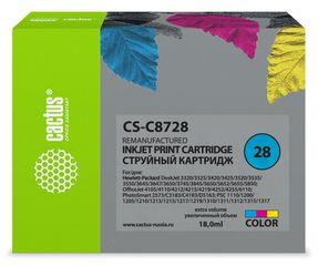Совместимый картридж Cactus CS-28 C8728AE