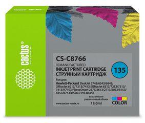 Совместимый картридж Cactus CS-135 C8766HE