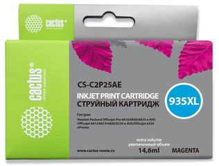 Совместимый картридж Cactus CS-C2P25AE №935XL