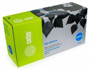Совместимый картридж Cactus CS-CE341A 651C