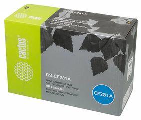 Совместимый картридж Cactus CS-CF281A