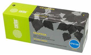 Совместимый картридж Cactus CS-CF412A