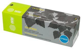 Совместимый картридж Cactus CS-CF402X №201X