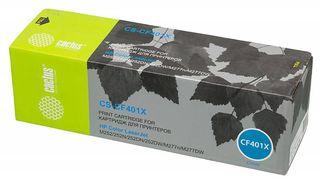 Совместимый картридж Cactus CS-CF401X №201X
