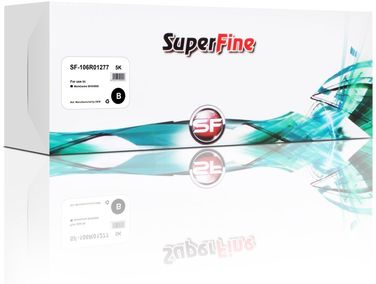 Двойная уп. совместимых картриджей SuperFine 106R01277