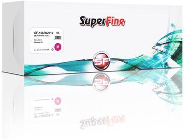 Двойная уп. совместимых картриджей SuperFine 106R02610