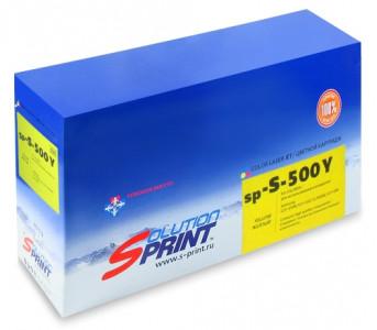 Совместимый картридж SolutionPrint CLP-500D5Y