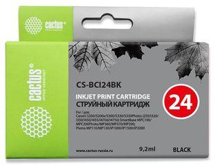 Совместимый картридж Cactus CS-BCI-24Bk 6881A002