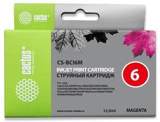 Совместимый картридж Cactus CS-BCI-6M 4707A002