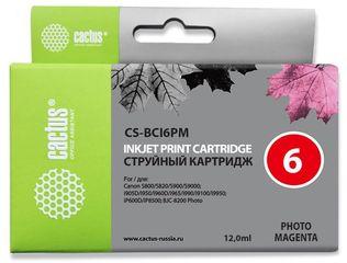 Совместимый картридж Cactus CS-BCI-6PM 4710A002