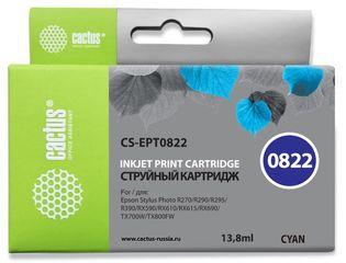 Совместимый картридж Cactus CS-T0822 C13T11224A10