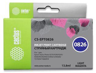 Совместимый картридж Cactus CS-T0826 C13T11264A10