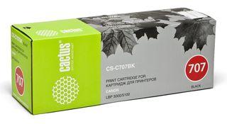 Совместимый картридж Cactus CS-707Bk 9424A004
