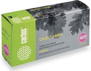 Совместимый картридж Cactus CS-CLT-Y409S