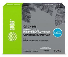 Совместимый картридж Cactus CS-122 XL Bk CH563HE