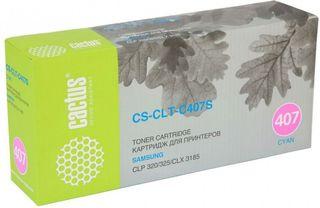 Совместимый картридж Cactus CS-CLT-C407S