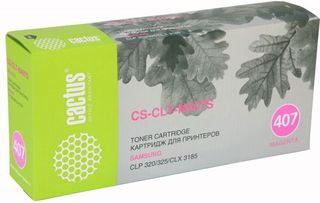 Совместимый картридж Cactus CS-CLT-M407S
