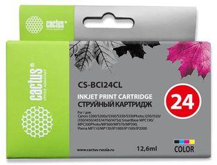 Совместимый картридж Cactus CS-BCI-24C 6882A002