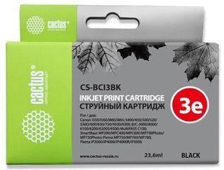 Совместимый картридж Cactus CS-BCI-3eBK 4479A002