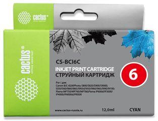 Совместимый картридж Cactus CS-BCI-6C 4706A002