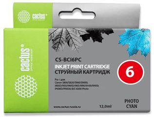 Совместимый картридж Cactus CS-BCI-6PC 4709A002